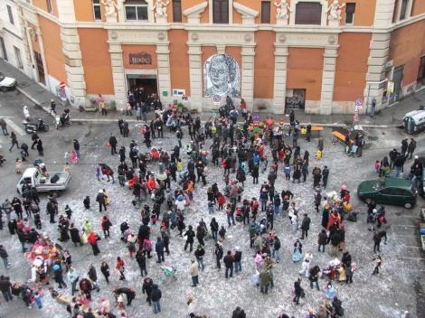 Il Nuovo Cinema Palazzo, piazza dei Sanniti 9, Roma