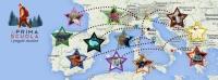 Naviga sulla mappa interattiva per scoprire i progetti finanziati!
